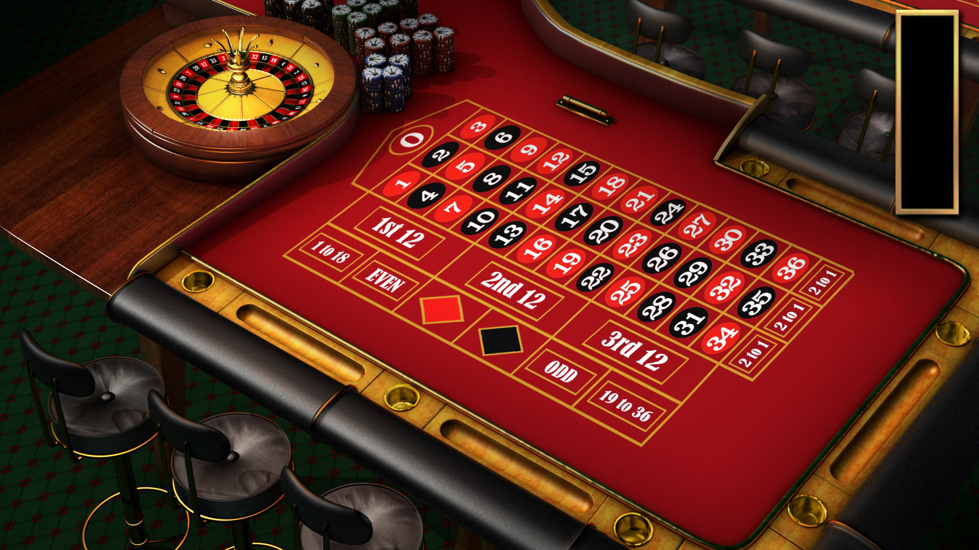 casinos to win at Roulette